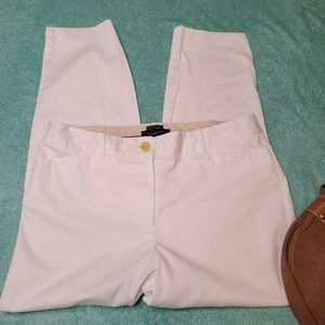 Talbot Perfect Crop Pants Size 8